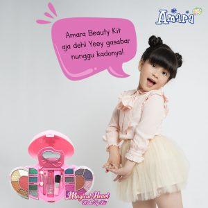Hadiah akhir Tahun, Amara Beauty Kit
