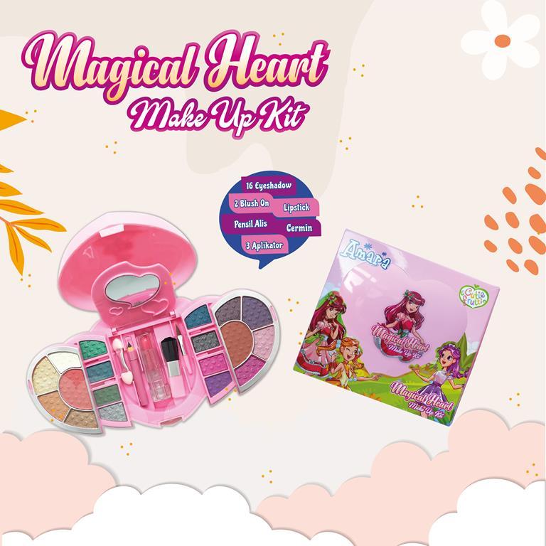 Magical Heart Make Up Kit